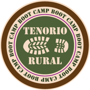Logotipo Tenorio Rural Bootcamp